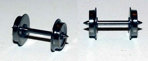 Assale 003 n 2 assali h0m in ottone 8 3 mm 18 5 mm c for Valutazione ottone usato