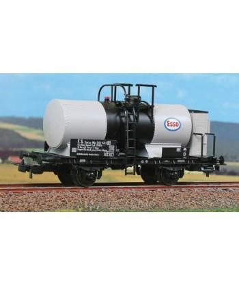 """BLACKSTAR H0 BS00063 – Carro cisterna Mbe """"ESSO"""" – FS Ep. III"""