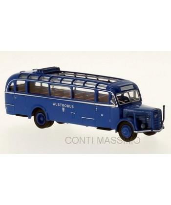 "BREKINA 58074 – Saurer BT 4500 ""Austrobus"" – 1:87"
