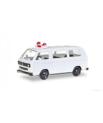 HERPA 012966 – Minikit Volkswagen T3 Bus (neutro) – 1:87