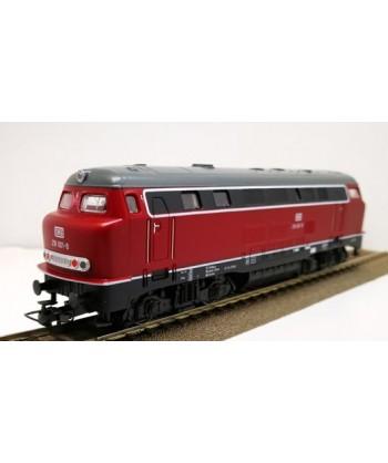 MEHANO H0 T290 AC – Locomotiva Diesel Krupp V160 BR 216 – DB (corrente alternata)