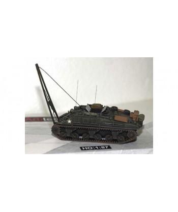 ARTITEC 387.104 – SHERMAN M4A4 ARV – RECOVERY TANK – U.K. WWII IN – H0
