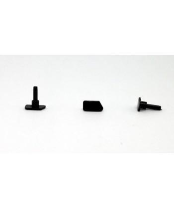 ROCO 113856 – n. 1 Respingente destro (nero) a spillo
