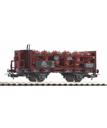 PIKO H0 58915 – Vagone Trasporto Acidi – OBB Ep. III