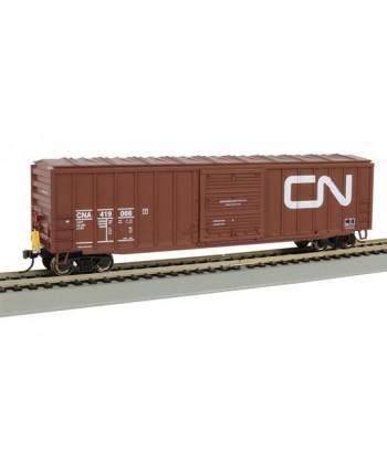 BACHMANN H0 14903 – 50′ Box Car rinforzato con Luce di coda – CN