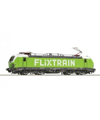 """ROCO H0 73312 – Locomotiva elettrica BR 193 813-3 """"FLIXTRAIN"""" – Ep. VI"""