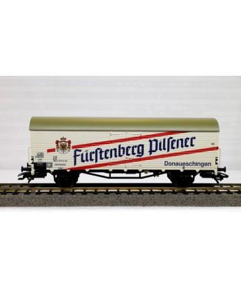 "MARKLIN H0 46206 – Carro coperto ""Furstenberg Pilsener"" – DB Ep. IV (AC)"