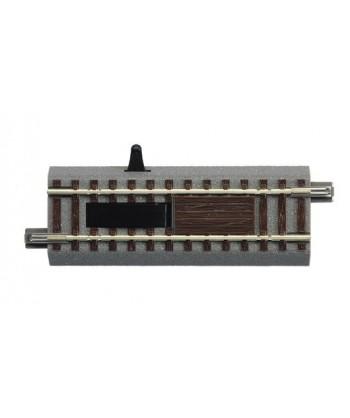 ROCO H0 61118 – Binario di sganciamento elettrico GeoLine G100