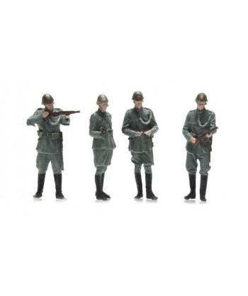 ARTITEC 387.355 – Corpo Truppe Polizia Olandese 1940, resina H0/1:87