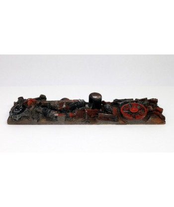 Carico 04 – Carico rottami, in resina