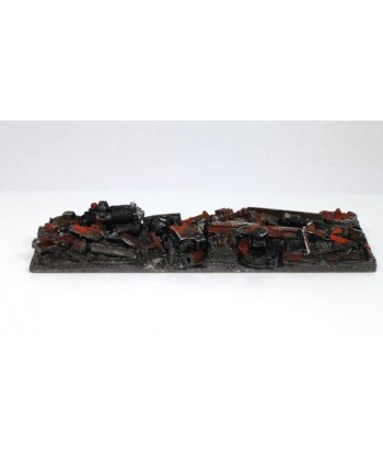 Carico 05 – Carico rottami, in resina