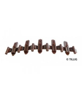 TILLIG 85502 – Isolatori per binario (H0-H0e)