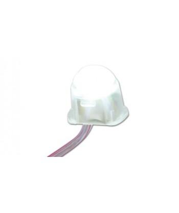 BRAWA 94700 – Basetta con LED per illuminazione edifici Ø 1,5 cm. bianco caldo