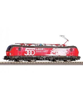 PIKO H0 59198 – Locomotive elettrica Vectron 500 – OBB Ep. VI