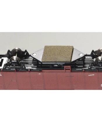 PIKO H0 56115 – Ricambio per vagone pulisci binario