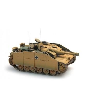 ARTITEC 387.50-YW – WM StuG III G Howitzer, yellow, resina H0