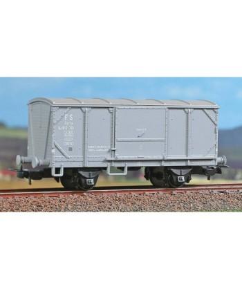 BLACKSTAR H0 BS00052 – Carro di servizio Vud ex USATC – FS Ep. III