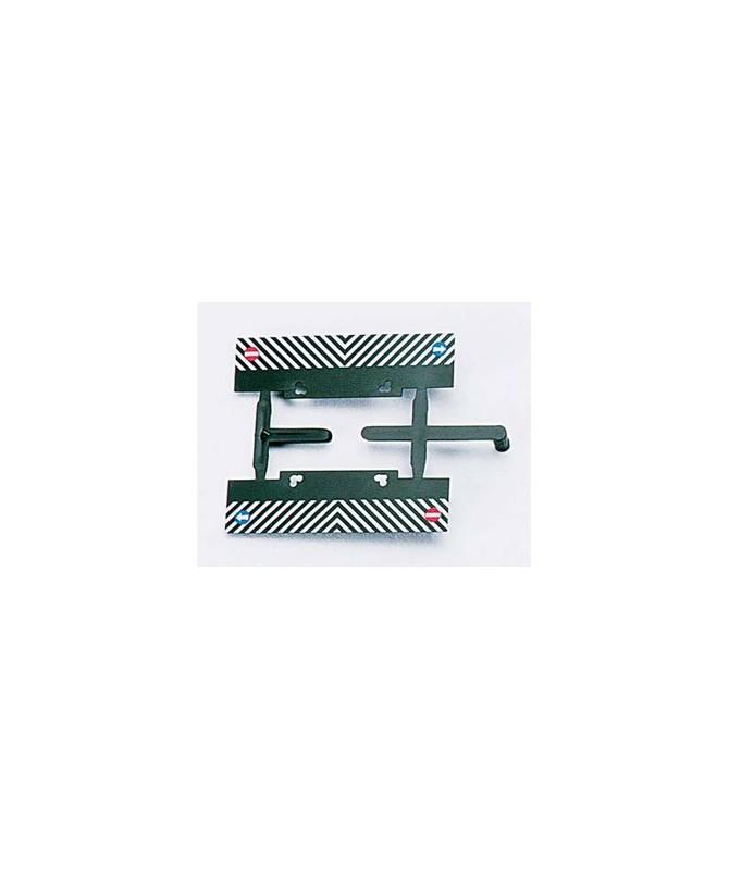 HERPA 051583 – Paraspruzzi posteriori per autocarri o rimorchi – 1:87