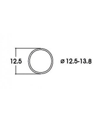 ROCO H0 40066 – Anelli di aderenza 12,5-13,8 mm per locomotive corrente continua