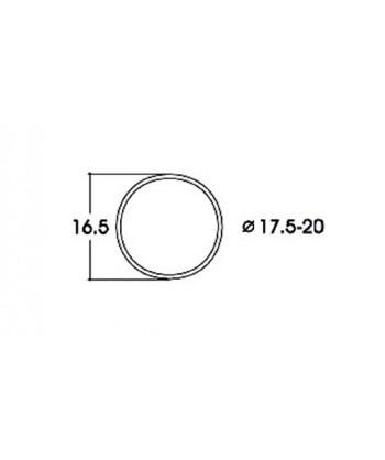 ROCO H0 40077 – Anelli di aderenza 17,5-20,0 mm per locomotive corrente alternata