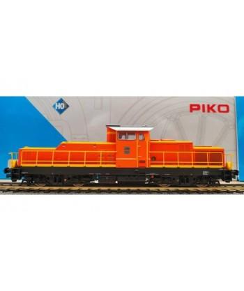 PIKO H0 52851 – Locomotiva Diesel D.145.2029 con logo inclinato – FS Ep. IV *DCC SOUND*