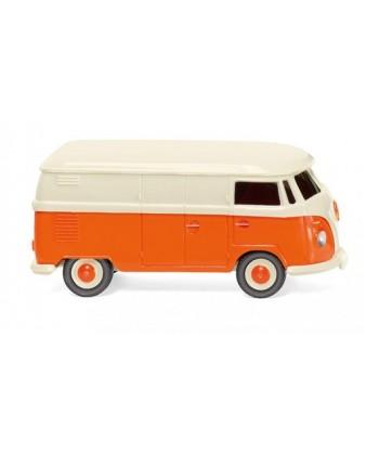 WIKING 030003 – Volkswagen T1 furgone beige/arancio – 1:87