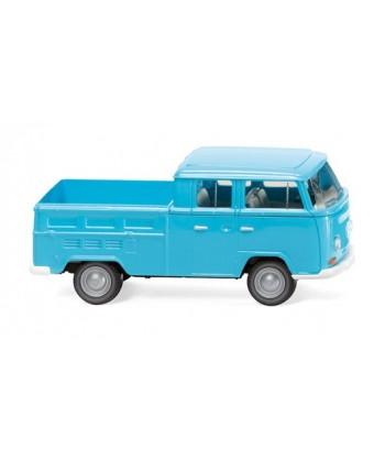 WIKING 031404 – Volkswagen T2 cassonato doppia cabina – 1:87