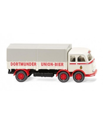 "WIKING 042903 – Mercedes LP 333 ""Dortmunder Union-Bier"" – 1:87"
