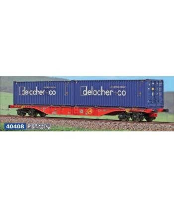 acme 40408 inermodale DB con container