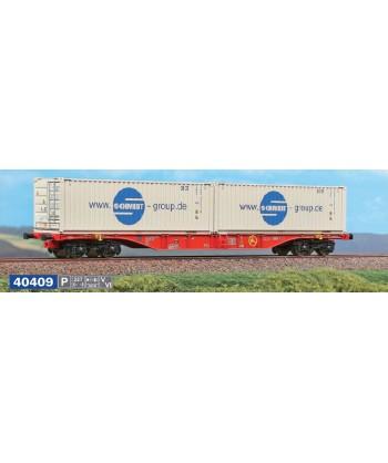 acme 40409 intermodale DB con container