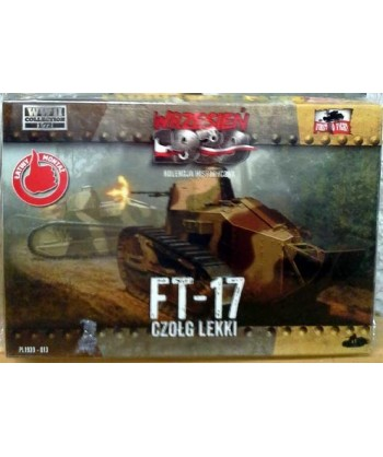 1/72 FIRST TO FIGHT PL 013 – KIT AUTOBLINDO FT-17