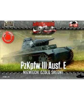 1/72 FIRST TO FIGHT PL 014 – KIT CARRO ARMATO PzKpfw III Ausf.E