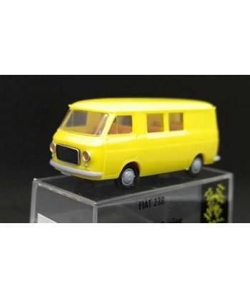 PIRATA PIBK 238082 – FIAT 238 Semifinestrato (giallo) – 1:87