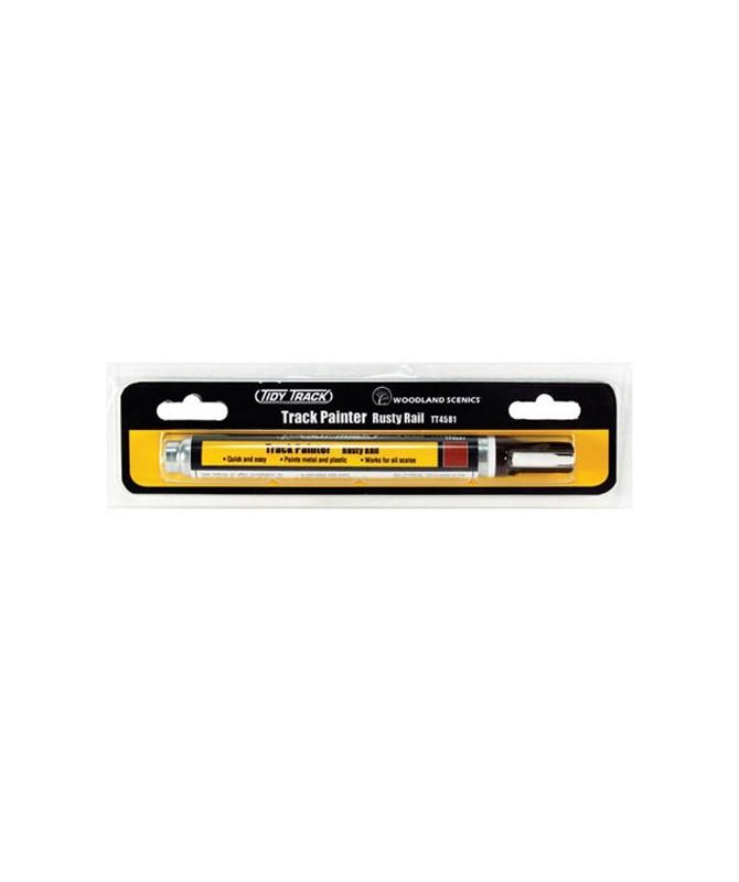 WOODLAND SCENICS TT4581 – Track Painter – Rusty Rail