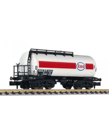 "LILIPUT Scala N 265994 – Carro cisterna ""ESSO"" – DB Ep. IV"