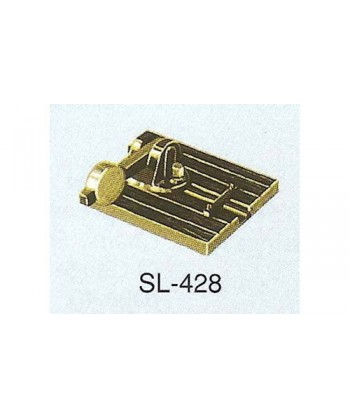 PECO SL-428 H0e – n. 2 Turnout lever (dummy) in kit