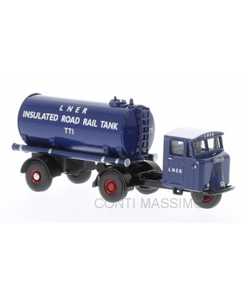 """OXFORD 76MH018 – SCAMMELL MECHANICAL HORSE """"LNER"""" – 1:76"""
