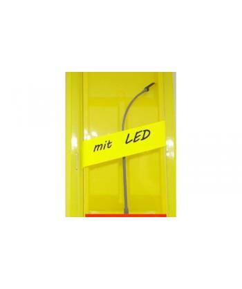 SCHNEIDER H0 1353-L – LAMPIONE STRADALE LUCE LED 105 mm.