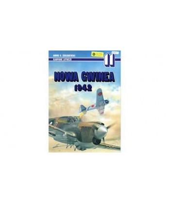 AJ PRESS – Monografia n. 11 – CAMPAGNA AEREA NUOVA GUINEA 1942 in polacco