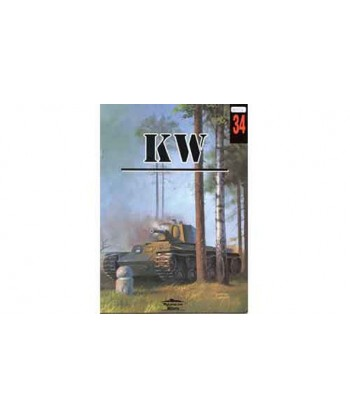 ED. WIDAWNICTWO – MILITARIA n. 34 – KW in polacco