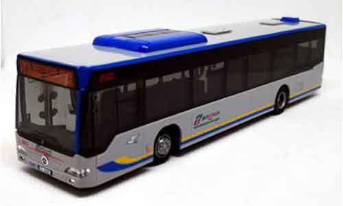 H0 KIT PENSILINA BUS CON RIPARO VK MODELLE 99992