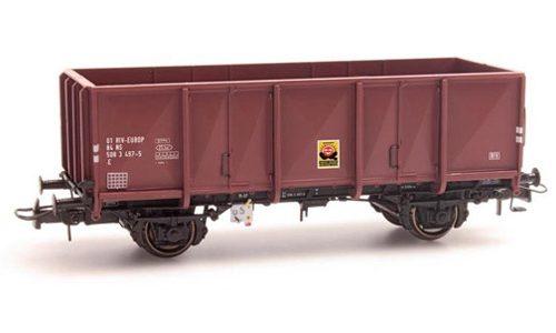 BRAWA 48629 aperto carri merci omm 52 delle DB