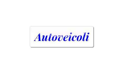 AUTOVEICOLI
