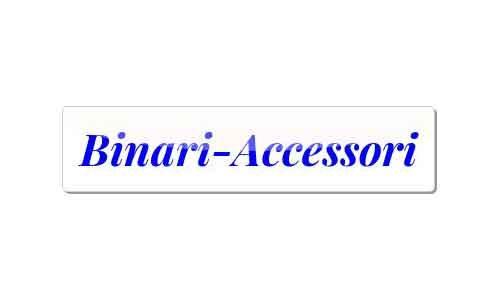 BINARI ED ACCESSORI