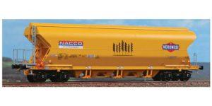 "BLACKSTAR H0 BS10004 – Carro tramoggia 101 mc. Tagnpps ""NACCO-VERONESI"" Ep. VI"