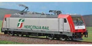 ACME H0 60521 – Locomotiva TRAXX 483 315 noleggiata MERCITALIA RAIL – FS Ep. VI