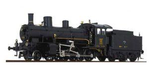 LILIPUT H0 131951 – Loco vapore B3/4 1367 – SBB MUSEUM Ep. IV-VI