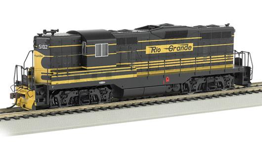 loco diesel GP7 Rio Grande