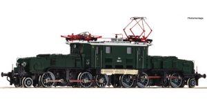 ROCO H0 72654 – Locomotiva elettrica Gruppo 1189 – OBB Ep. IV