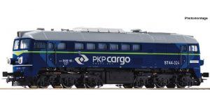 "ROCO H0 73778 – Locomotiva diesel ST44-324 ""PKP Cargo"" Ep. VI"